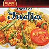 img - for Foods of India (Culture in the Kitchen) book / textbook / text book