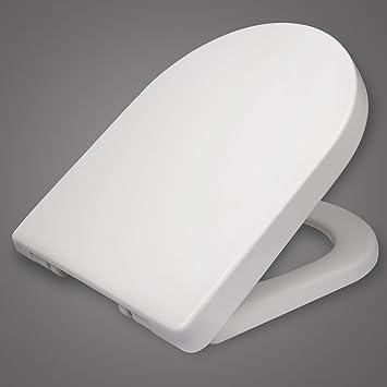 woltu ws2543 premium wc sitz mit absenkautomatik softclose scharnier fast fix. Black Bedroom Furniture Sets. Home Design Ideas