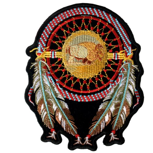 Hot Leathers Dream Catcher Patch (2