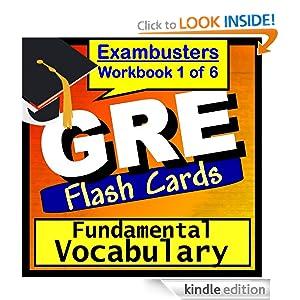 GRE Test Prep Algebra Review Flashcards--GRE Study Guide