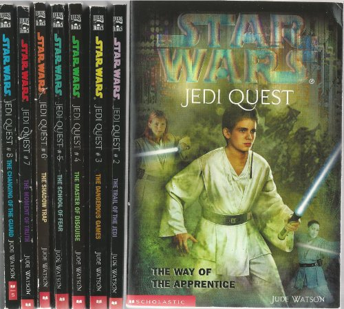Jedi Quest Series Set (Volumes 1-8) (Jedi Quest Series compare prices)