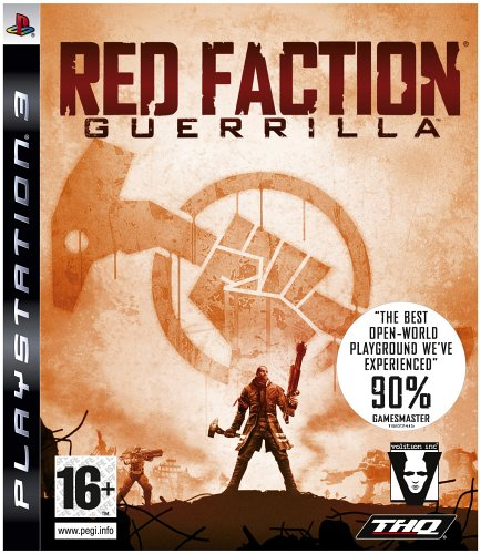 Thq Ps3-Redfacguer Red Faction Guerrilla Ps3 front-909763