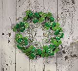 St. Patrick s Day Lucky Clover Wreath