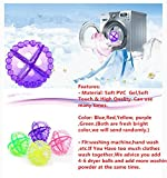 Vale-5-Packs-laver-rutilisables-Sche-linge-Ball-for-Schage-Nettoyage-adoucissement-Vtements