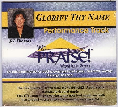 we-praise-worship-in-song-glorify-thy-name-performance-track