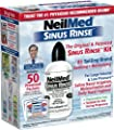 NeilMed Sinus Rinse, Premixed 50 Sachets