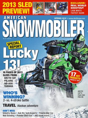 American Snowmobiler