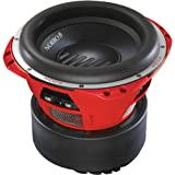 "Orion HCCA102 HCCA Black Coil Series 10"" Sub Woofer 4000 Watts MAX / 2000 Watts RMS Dual 2-Ohm Voice Coil Competition Subwoofer – 2018 Model (Color: black and red)"