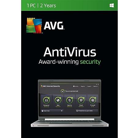 AVG AntiVirus, 1 User 2 Year [Download]