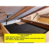 Hatchlift Products RV Bedlift Kit - King - Heavy King/Particle Board Deck (Tamaño: KING)