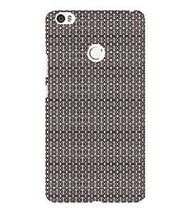 EPICCASE mud time clock Mobile Back Case Cover For Xiaomi Mi Max (Designer Case)