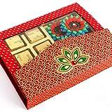 Ghasitaram Gifts Chocolates - Pink Designer Chocolate Hamper With 4 Floaters