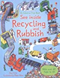 Alex Frith Rubbish and Recycling (See Inside) (Usborne See Inside)
