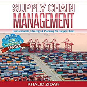 Supply Chain Management Audiobook