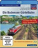Image de Die Bodensee-Gürtelbahn - Radolfzell - Lindau [Blu-ray] [Import allemand]