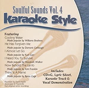 Daywind Karaoke Style: Soulful Sounds, Vol. 4