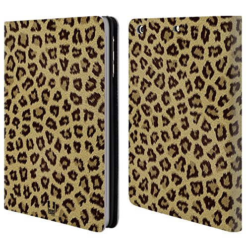 Official One Direction 1D Jaguar Furry Collection Leather Book Wallet Case Cover for Apple iPad Mini
