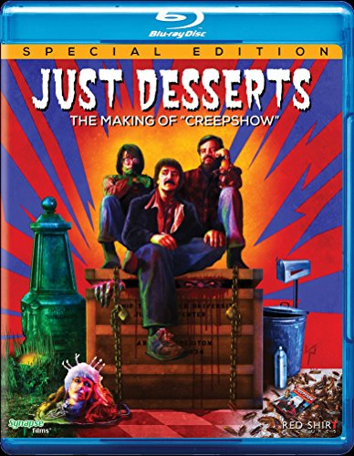 Just Desserts: The Making of Creepshow [Edizione: Francia]
