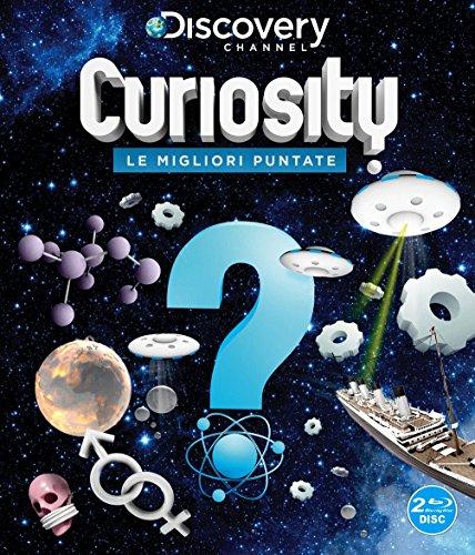 Curiosity - Le Migliori Puntate (2 Blu-Ray)