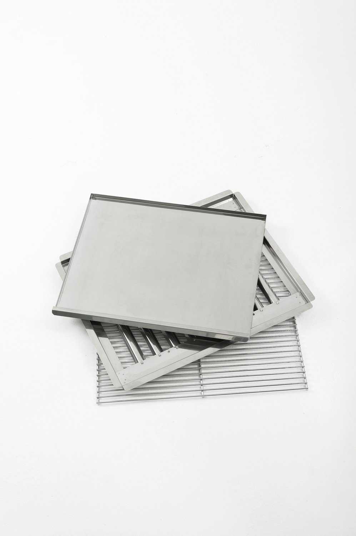 Landmann Zubehör für Gasbräter Grillset, Silber, 59 x 46 cm online bestellen