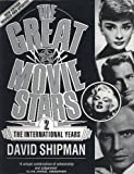 img - for The great movie stars -- the international years book / textbook / text book