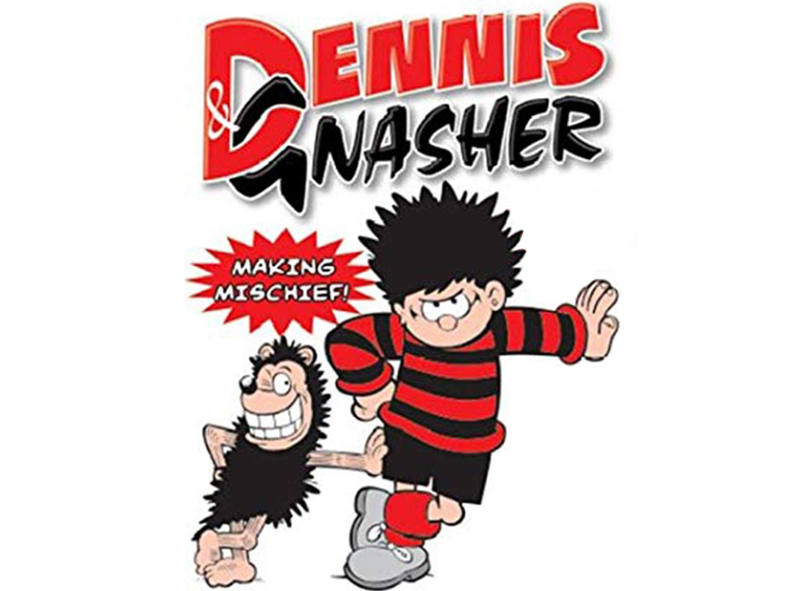 Dennis and Gnasher (1996) on Amazon Prime Instant Video UK