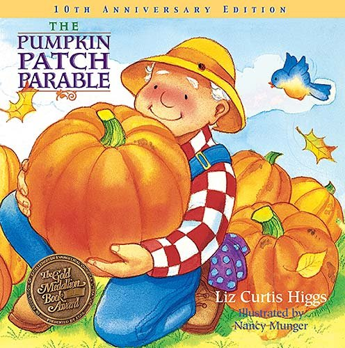 Dashing image pertaining to pumpkin patch parable printable