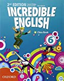 img - for Incredible English 6: Class Book book / textbook / text book