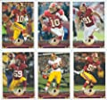 Washington Redskins 2013 Topps NFL Football Complete Regular Issue 15 Card Team Set