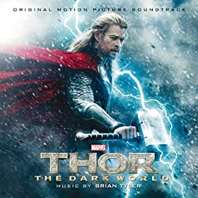 Thor: The Dark World [+digital booklet]