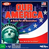 Ideal Our America Board Game