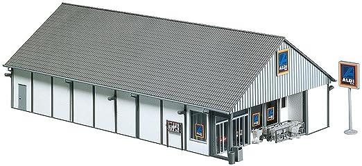 Faller - F130339 - Modélisme Ferroviaire - Supermarché Aldi Sud
