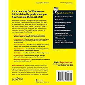 Windows 10 All-in-One For Livre en Ligne - Telecharger Ebook