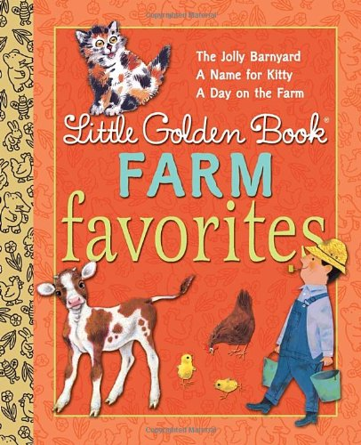 Little Golden Book Farm Favorites (Little Golden Book Favorites)