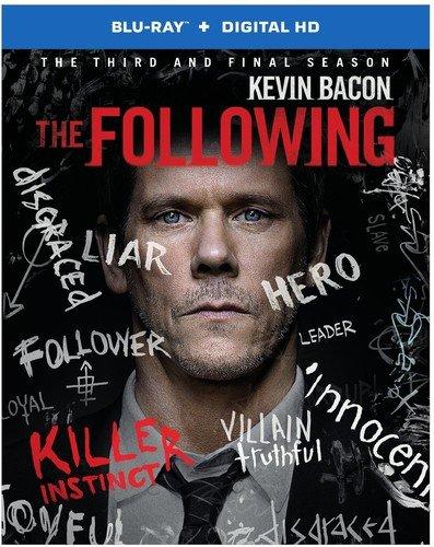 The Following: Season 3 (Blu-ray+UltraViolet Combo)