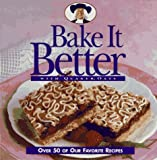 img - for Bake It Better With Quaker Oats by Quaker Kitchens (1995-09-01) book / textbook / text book