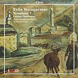 Felix Weingartner: Symphony No. 3; Lustige Ouvertüre [Hybrid SACD]