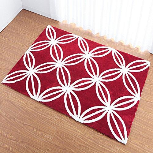 hdwn-runde-rote-und-schwarze-wohnzimmer-schlafzimmer-teppich-bodenmatten-sie-130-190-red-13001900
