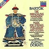 Bartok : Le Mandarin Merveilleux ; Musique pour cordes, percussion et célesta