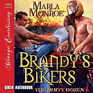 Brandy's Bikers Audiobook