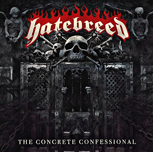 Hatebreed-The Concrete Confessional-CD-FLAC-2016-CATARACT Download