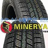 ミネルバ(MINERVA) スタッドレスタイヤ 4本セット ICE-PLUS 155/65R14