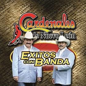 Amazon.com: Éxitos Con Banda: Cardenales De Nuevo León: MP3