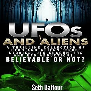 UFOs and Aliens Audiobook