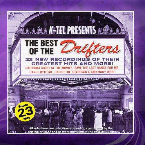 23 Best of the Drifters