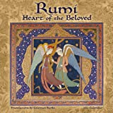 Rumi, Heart of the Beloved 2011 Wall Calendar (1602374023) by Jelaluddin Rumi