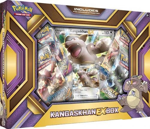 Pokemon-TCG-Card-Game-Kangashkan-EX-BOX-4-Booster-Packs