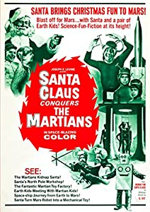 Santa Claus Conquers the Martians (1964) (Restored Edition)