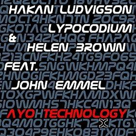 Helen Brown - Ayo Technology feat. John Emmel (Original Mix)