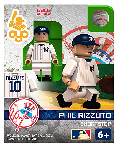 Phil Rizzuto OYO Generation 2 G2 New York Yankees HOF MLB LE Mini Figure